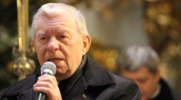 Ks. Piotr Pawlukiewicz w Pabianicach