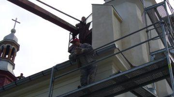 prace renowacyjne – 18 czerwca 2009