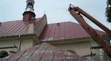 prace renowacyjne – 2 lipca