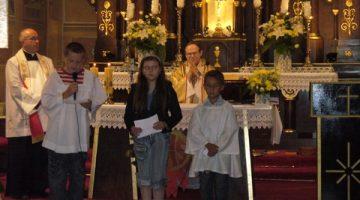 2. rocznica poświęcenia figury św. Idziego