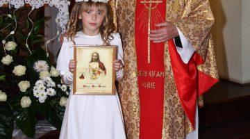 I Komunia św. 2009 r. i 2010 r.