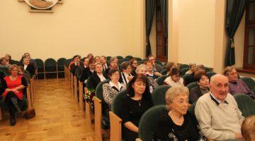 Spotkanie opłatkowe pracowników służby zdrowia