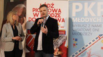 """""""Nie cudzołóż"""", czyli o szóstym Przykazaniu na PKP Młodych"""