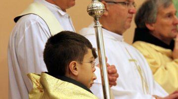 Abp Jędraszewski: miłość Chrystusa do ludzi jest odbiciem miłości w łonie Trójcy Przenajświętszej