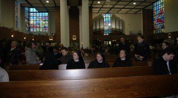 Konsekracja Kościoła M.B.Jasnogórskiej – Łódź, 30.10.2011