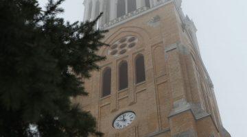 Katedra zamglona