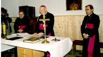 10. Rocznica rozpoczęcia procesu beatyfikacyjnego  Sługi Bożego o. Anzelma Gądka OCD