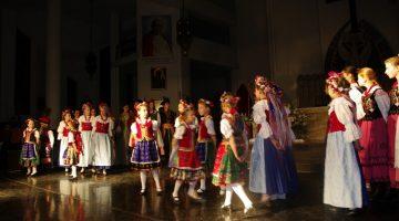 Koncert papieski w par. św. Alberta w Łodzi
