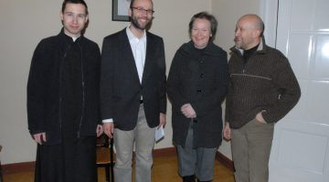 Spotkanie z ks. Wojciechem Błaszczykiem, misjonarzem w Boliwii
