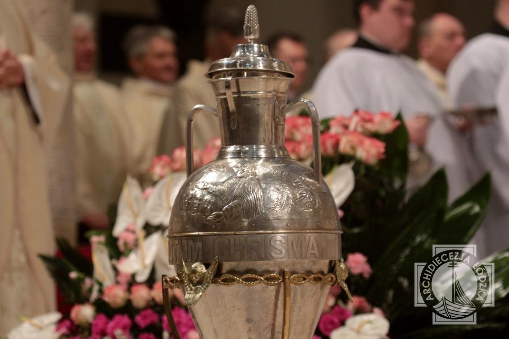 Tegoroczna Msza Krzyżma w czwartek 27 maja o godz. 12:00