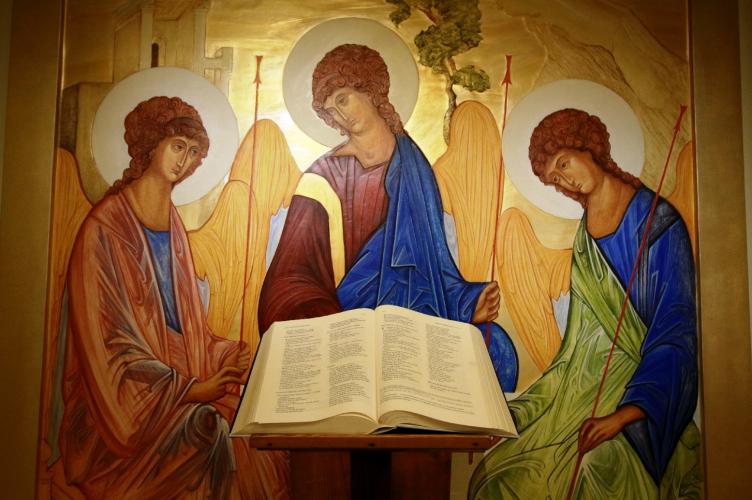 Czysta Ewangelia - VI Niedziela Wielkanocna