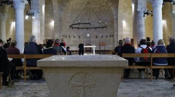 Góra Błogosławieństw, Kościół Rozmnożenia Chleba, Jezioro Galilejskie oraz dom św. Piotra – ekumeniczna Pielgrzymka do Ziemi Świętej
