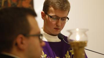 Msza święta za uczestników Synodu