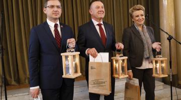 Opłatek Wojewódzki w Pałacu Izraela Poznańskiego