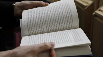 Łódzka promocja książki Koronowana Służebnica