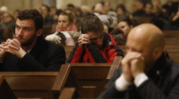 Szkoła Modlitwy #1 – Adwentowe Rekolekcje dla studentów z abp. Rysiem