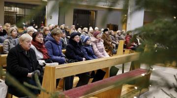 Spotkanie opłatkowe Forum Hospicjów Polskich w Łodzi