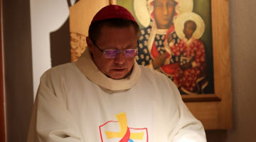 Msza Święta Posłania dla uczestników ŚDM w Panamie