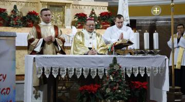 Abp Ryś: co by było, gdyby cały Kościół poszedł z Jerozolimy do Betlejem?