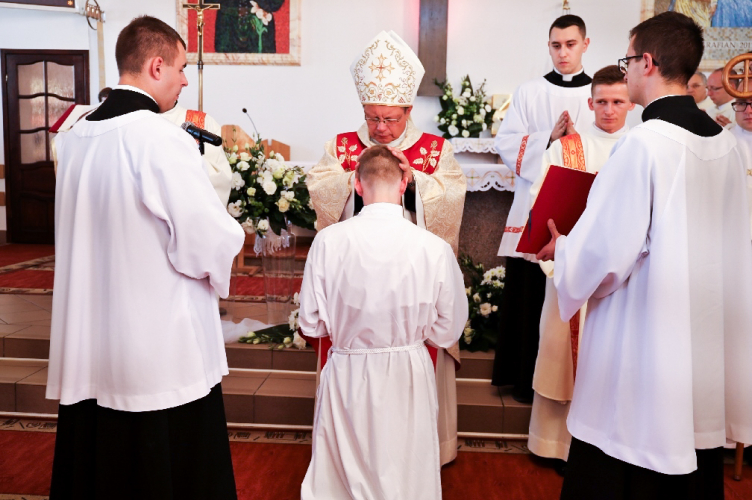 Abp Ryś o Diakonacie Stałym – wywiad
