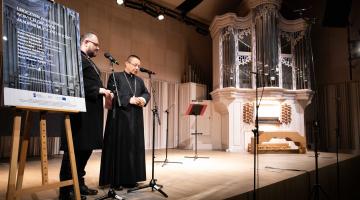 Uroczysta inauguracja i błogosławieństwo nowych organów w Akademii Muzycznej w Łodzi