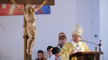 Abp Ryś: uczniem jest się zawsze!