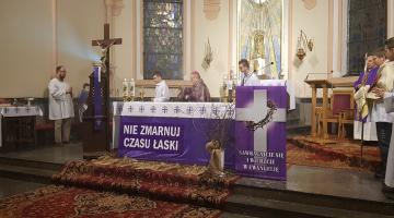 Kościoły Stacyjne Łodzi – Kościół Przemienienia Pańskiego – 2019