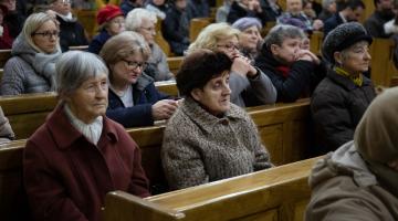 Kościoły Stacyjne Łodzi 2019 – Kościół Matki Boskiej Zwycięskiej #1