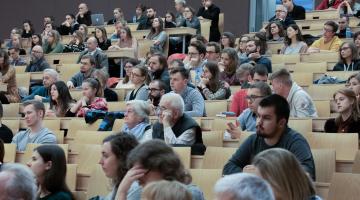Czy w Kościele można być wolnym? – wykład abpa Rysia na Uniwersytecie Łódzkim