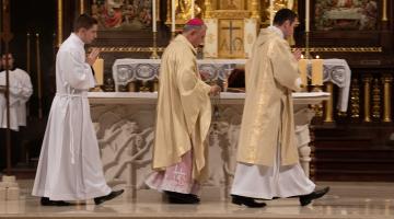 Bp Pękalski: Papież Franciszek to Znak dla współczesnego świata
