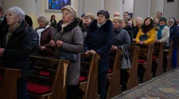Kościoły Stacyjne Łodzi 2019 – kościół Najświętszego Serca Jezusowego (Julianów) #21