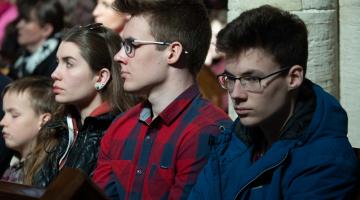 Abp Ryś do młodych: Słowo Boże może cię uratować!
