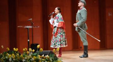 Spotkanie Wielkanocne Służb Mundurowych Województwa Łódzkiego
