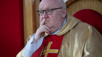Abp Ryś podczas konsekracji Kościoła: Chcemy, by Jezus tu wszedł, by tu został, i by czuł się u siebie!