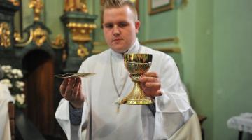 Jubileusz 20 lat prezbiteratu
