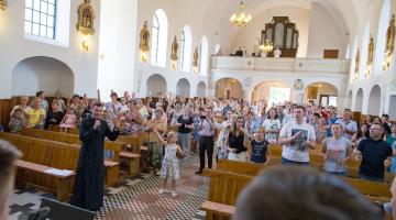 Na zawsze Bóg jest wierny! – wieczór uwielbienia w Szczercowie
