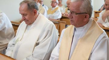 Abp Ryś do kapłanów w 60. rocznicę święceń: idźcie z tą siłą, jaką macie w sobie!