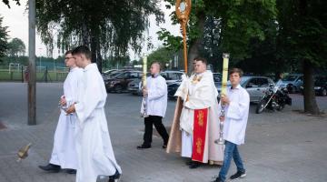 Chrześcijańskie Spotkanie Młodych – Moszczenica 2019