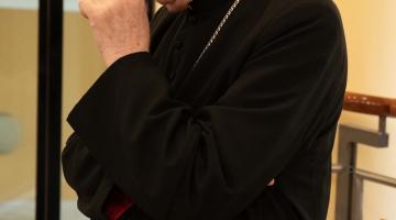 Imieniny księdza arcybiskupa Władysława i księdza biskupa Ireneusza