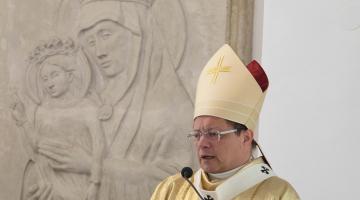 Abp Ryś: Kościół jest wam Matką o tyle, o ile patrzy na Maryję!