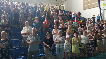 Iskra dla Pana   Koncert Ewangelizacyjny w Bełchatowie