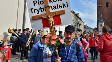Jubileuszowa 150. Piesza Pielgrzymka Piotrkowska wyruszyła na Jasną Górę