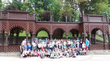 Wakacje z Bogiem 2019 – z parafii św. Antoniego w Łodzi