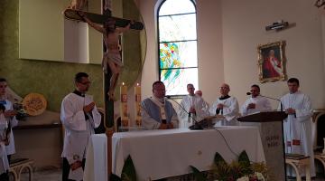 Abp Ryś: w Jezusie wszyscy jesteśmy królami | 94. PPŁ na Jasną Górę #2