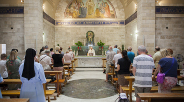 Łódzcy katecheci pielgrzymowali do Ziemi Świętej – 2019
