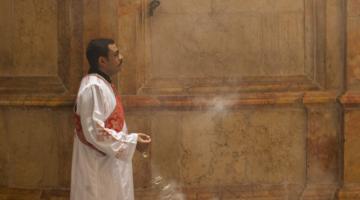 Łódzcy katecheci pielgrzymowali do Ziemi Świętej