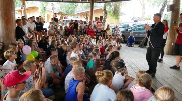 Kolonie letnie dla dzieci z parafii N.S.J. w Tomaszowie Mazowieckim