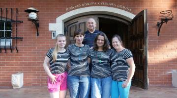 Niezwyciężeni w akcji! – kolonie letnie z parafii Opatrzności Bożej