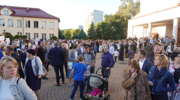 Diecezjalny Dzień Wspólnoty Ruchu Światło- Życie