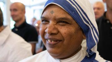 Abp Ryś u Misjonarek Miłości: to, że masz mało lub nie masz, nie zwalnia cię z dawania!